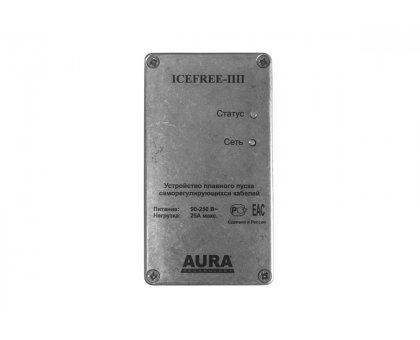 Купить Устройство плавного пуска для саморегулирующихся кабелей AURA ICEFREE-ПП в Новосибирске