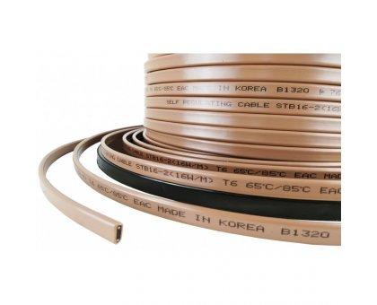 Купить Саморегулирующийся греющий кабель без экранирующей оплетки STB 16-2 (16 Вт/м) в Новосибирске