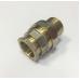 Сальник для ввода греющего кабеля внутрь трубы RTO 16.002