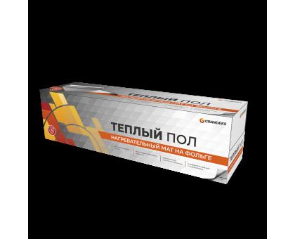 Купить Ультратонкий фольгированный тёплый пол Grandex MF 225 Вт. 1.5 кв.м. в Новосибирске