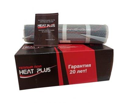 Купить Теплый пол Нагревательный мат Heat Plus 0.5 кв.м в Новосибирске