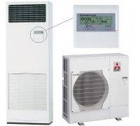 Колонный кондиционер Mitsubishi Electric PSA-RP100KA/PUHZ-P100VKA