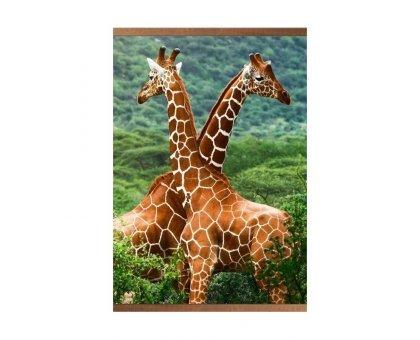 Купить Пленочный обогреватель Домашний очаг Жирафы в Новосибирске