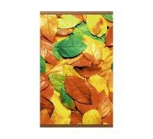 Пленочный обогреватель домашний очаг листья