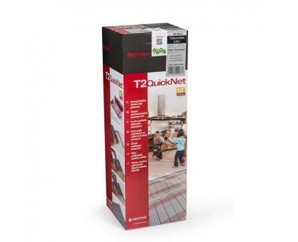 Купить Теплый пол на сетке RAYCHEM T2QuickNet 160W-1,5 кв.м в Новосибирске