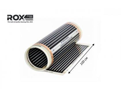 Купить Инфракрасный теплый пол пленочный ROX ширина 100 см антиискровый полосатый в Новосибирске