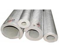 Изоляция для труб фольгированная, стенка 20мм, диаметр 35мм, 2м, Корея (32А-20Т)
