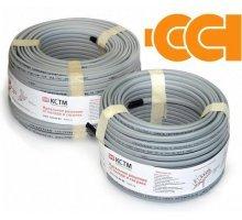 Саморегулирующийся электрический греющий кабель 17 КСТМ2-АТ