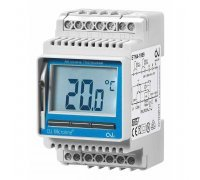 OJ Electronics ETN4-1999 — Цифровой терморегулятор для теплого пола, на DIN-рейку