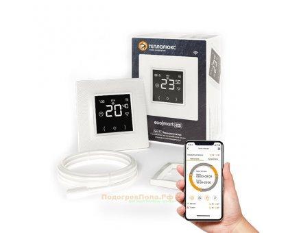 Купить Терморегулятор Теплолюкс EcoSmart 25 Wi-Fi в Новосибирске