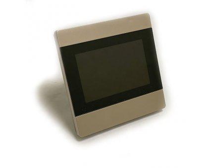 Купить Терморегулятор программируемый WarmLife Design (Rose Gold) розовое золото в Новосибирске