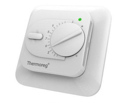 Купить Терморегулятор Thermoreg TI 200 (белый), механический в Новосибирске