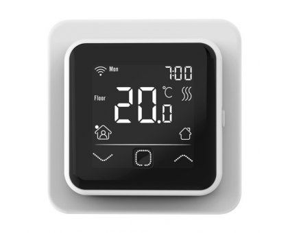 Купить Терморегулятор Ergert Floor Control 360 (белый), сенсорный в Новосибирске