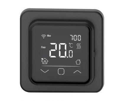 Купить Терморегулятор Ergert Floor Control 360 (черный), сенсорный в Новосибирске