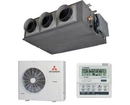 Канальный кондиционер Mitsubishi Heavy FDUM60VD/SRC60ZIX-S Серия FDUM Inverter
