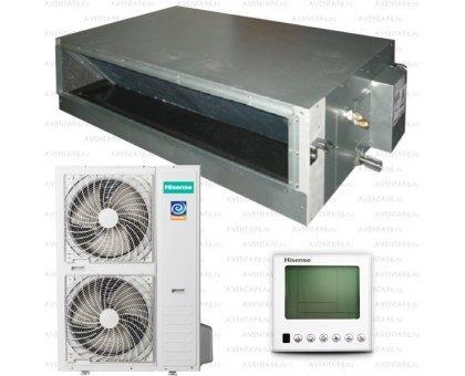 Канальный кондиционер Hisense AUD-48UX4SHH/AUW-48U6SP