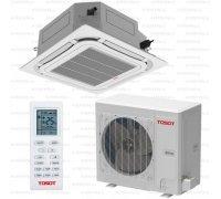 Кассетный кондиционер Tosot T60H-LC3/I/TF06P-LC/T60H-LU3/O