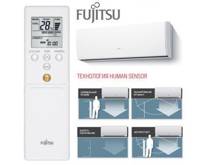 Купить Кондиционер Fujitsu ASYG14LTCB/AOYG14LTCN в Новосибирске