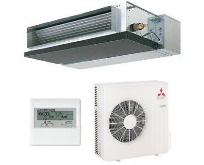 Канальный кондиционер Mitsubishi Electric SEZ-KD71 VA/SUZ-KA71 VA Inverter