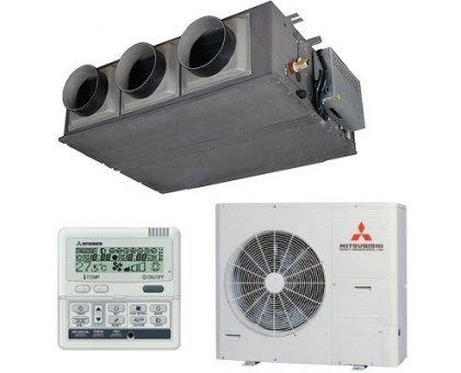 Канальный кондиционер Mitsubishi Heavy FDUM71VD/FDC71VN Серия FDUM Inverter