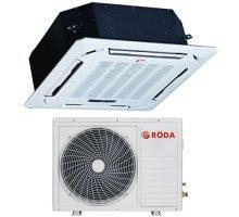 Кассетный кондиционер RODA RS-CS60BB/RU-60BB3