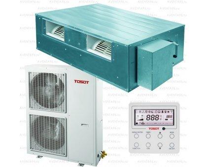 Купить Канальный кондиционер Tosot T60H-LD2/I2/T60H-LU2/O в Новосибирске