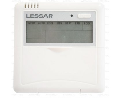 Купить Кассетный кондиционер Lessar LS-HE18BCMA2/LU-HE18UMA2 в Новосибирске