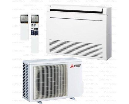 Купить Напольный кондиционер Mitsubishi Electric MFZ-KJ35VE2/MUFZ-KJ35VE в Новосибирске
