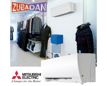 Купить Кондиционер Mitsubishi Electric MSZ-FH25VE/MUZ-FH25VEHZ в Новосибирске