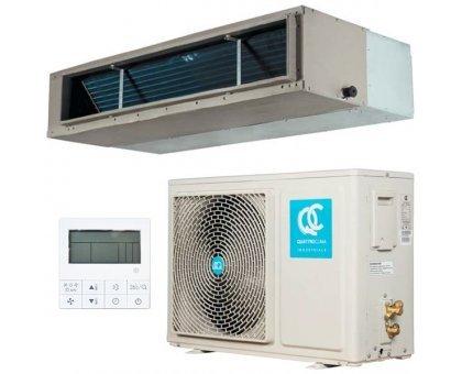 Канальный кондиционер QuattroClima QV-I18DC/QN-I18UC