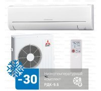 Кондиционер Mitsubishi Electric MS-GF80VA/MU-GF80VA/-30 (зимний комплект)