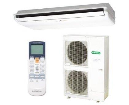 Купить Напольно-потолочный кондиционер GENERAL ABHA 36L (3 фазы) Серия ABHA-L Inverter в Новосибирске