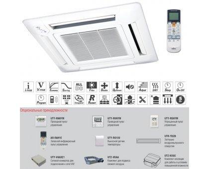 Купить Кассетный кондиционер Fujitsu AUYG18LVLB/AOYG18LALL в Новосибирске
