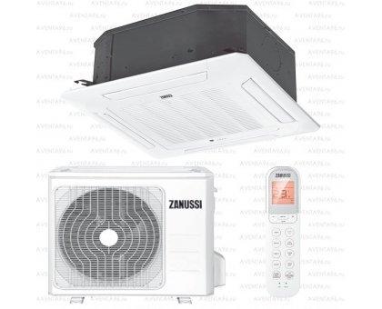 Купить Кассетный кондиционер Zanussi ZACC-18 H/ICE/FI/N1 в Новосибирске