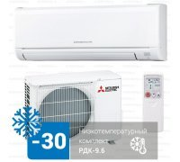 Кондиционер Mitsubishi Electric MS-GF25VA/MU-GF25VA/-30 (зимний комплект)