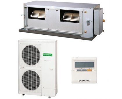 Купить Канальный кондиционер GENERAL ARHC45L Серия ARHC-L Inverter в Новосибирске