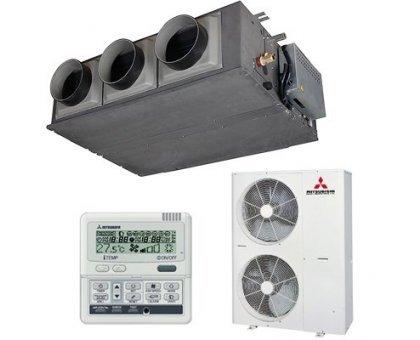 Купить Канальный кондиционер Mitsubishi Heavy FDUM125VD/FDC125VN Серия FDUM Inverter в Новосибирске