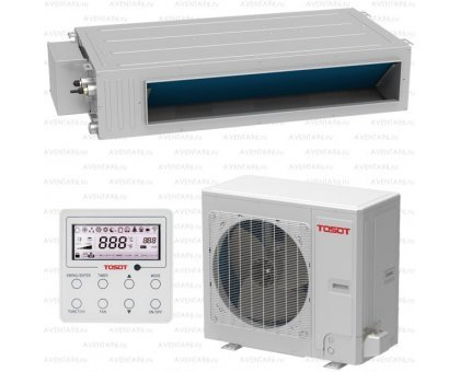 Канальный кондиционер Tosot T48H-LD3/I/T48H-LU3/O