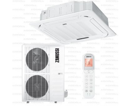 Кассетный кондиционер Zanussi ZACC-60 H/ICE/FI/N1
