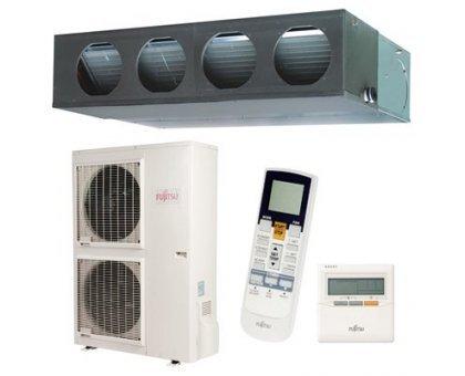 Канальный кондиционер Fujitsu ARYA45L/AOYA45L Серия ARYA Inverter
