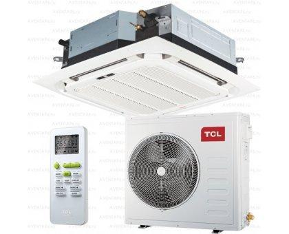 Кассетный кондиционер TCL TCC-36HRA/TOU-36HSA