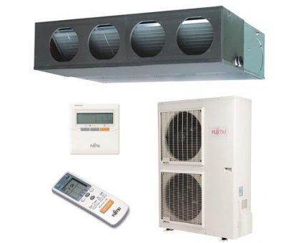 Канальный кондиционер Fujitsu ARY45U/AOY45U/UTDRF204 Серия ARY