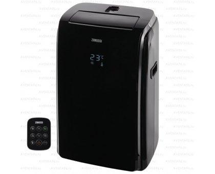 Купить Мобильный кондиционер Zanussi ZACM-12 MS/N1 Black в Новосибирске