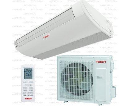 Напольно-потолочный кондиционер Tosot T30H-LF2/I/T30H-LU2/O