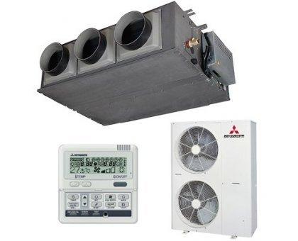 Канальный кондиционер Mitsubishi Heavy FDUM100VD/FDC100VN Серия FDUM Inverter
