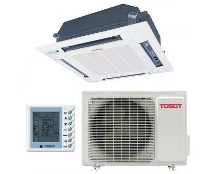 Купить Кассетный кондиционер Tosot T12H-LC в Новосибирске