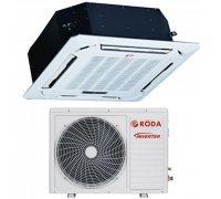 Кассетный кондиционер RODA RS-CSL18BB/RU-L18BB1