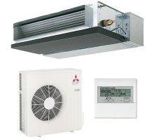 Канальный кондиционер Mitsubishi Electric SEZ-KD60 VA/SUZ-KA60 VA Inverter
