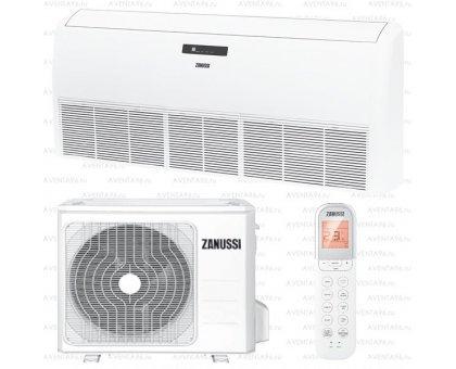 Купить Напольно-потолочный кондиционер Zanussi ZACU-18 H/ICE/FI/N1 в Новосибирске
