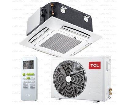 Кассетный кондиционер TCL TQC-12HRA/TOU-12HNA
